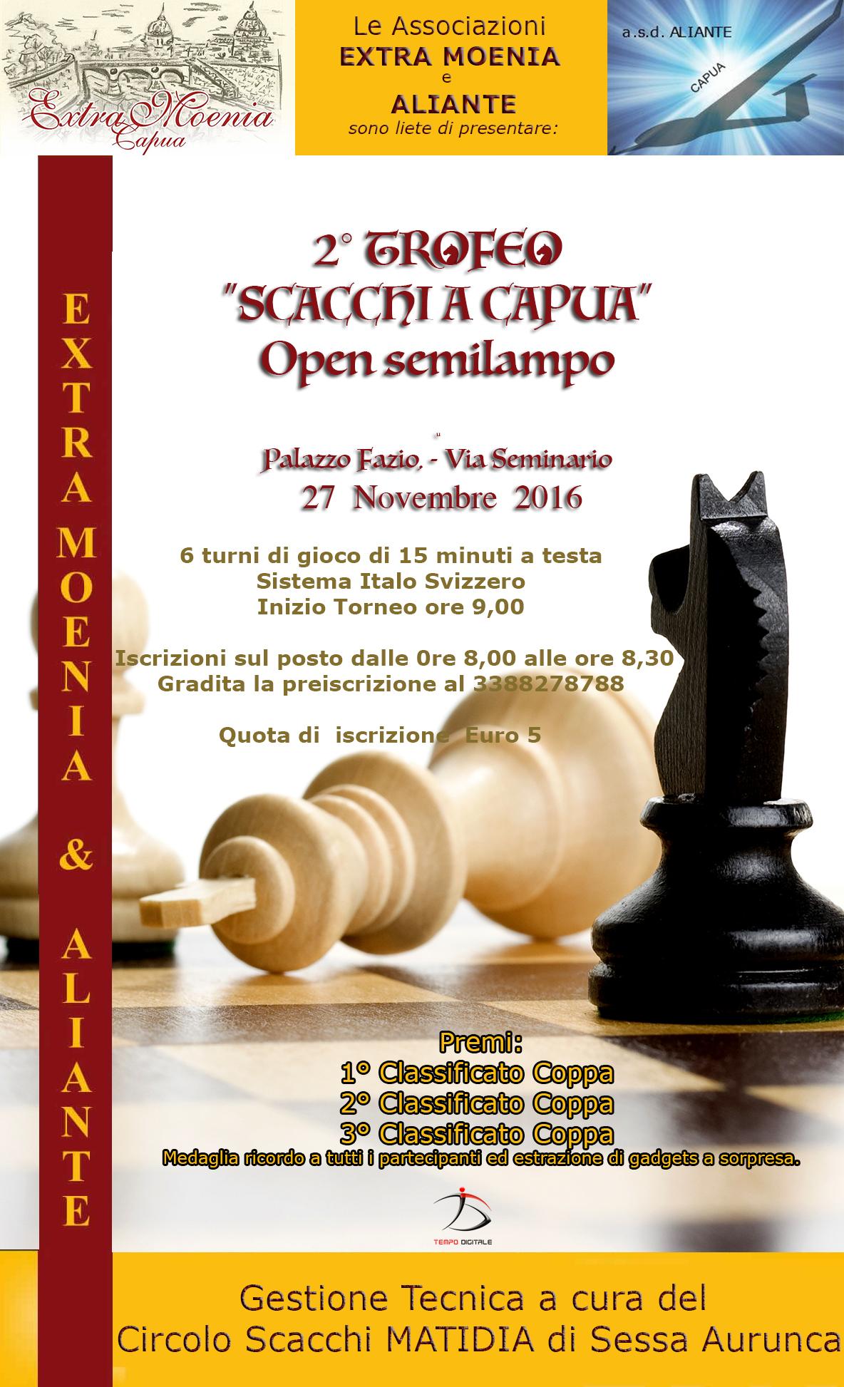 Capua scacchi