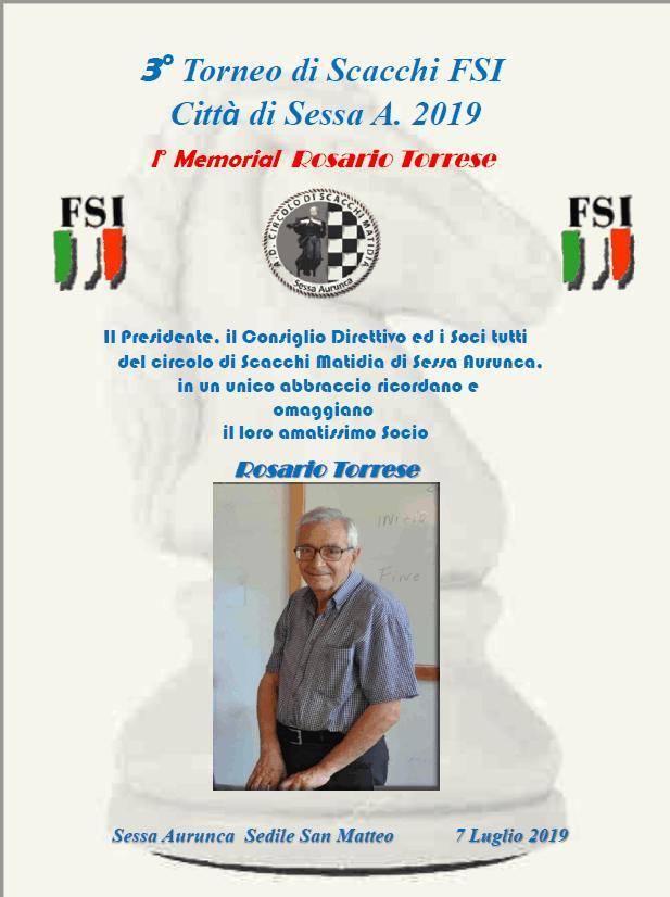 Memorial Rosario Torrese
